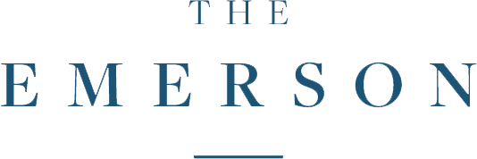 The Emerson logo