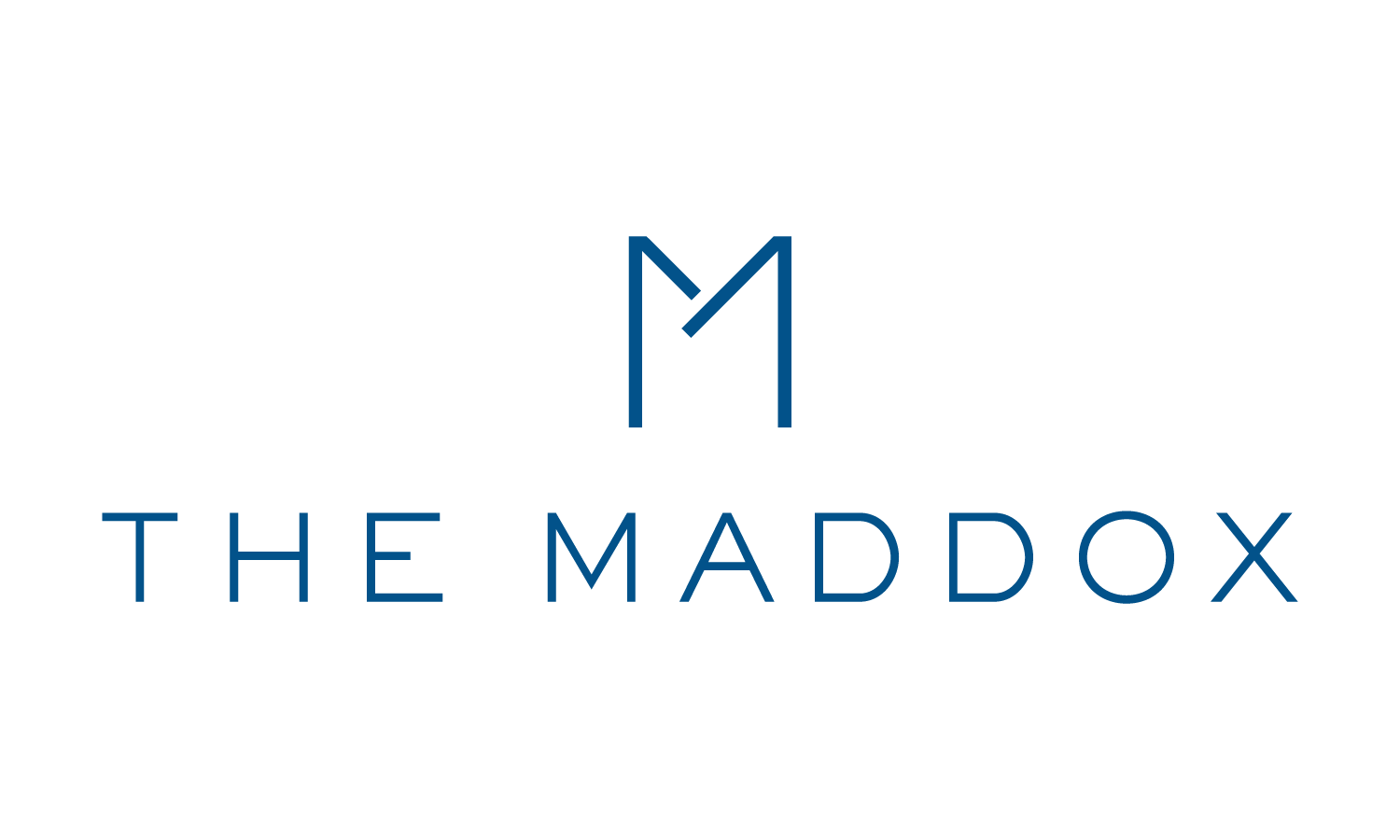 The Maddox logo